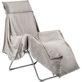 Lafuma Mobilier Flocon Blanket for Relax Chairs, beige